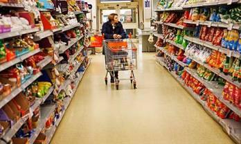 Supermarket browsing
